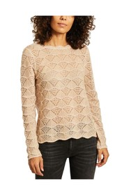 Pavel back neck sweater