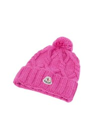 copy of Knitted pompon hat