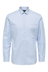 Slhregpen-Sixten Shirt Ls Shirt