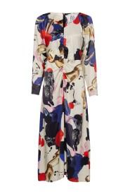 Jori Paint Print Dress