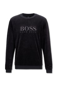 Velours Sweatshirt