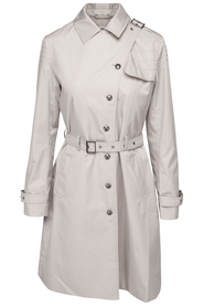 Margit Brandt Trenchcoat Selected Ljusbeige
