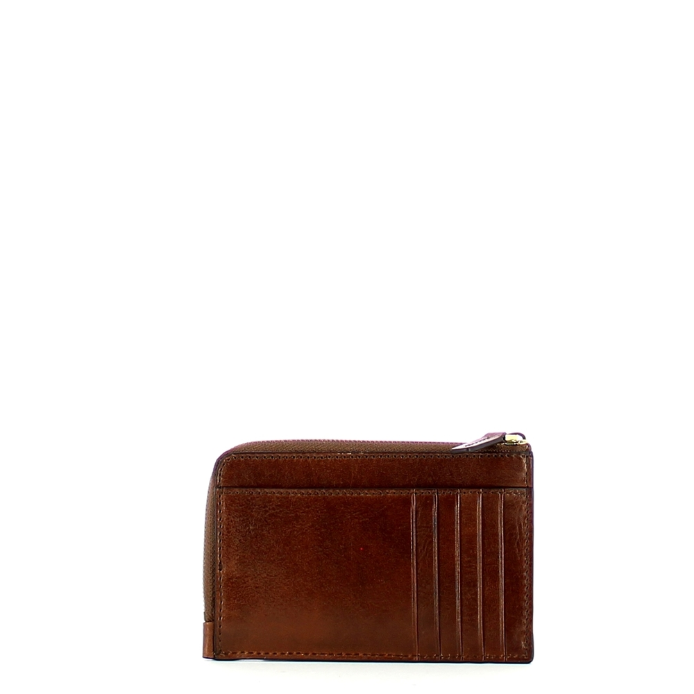 Asusteet Brown Beatrice card holder The Bridge Lompakot ja kortinhaltijat Miinto