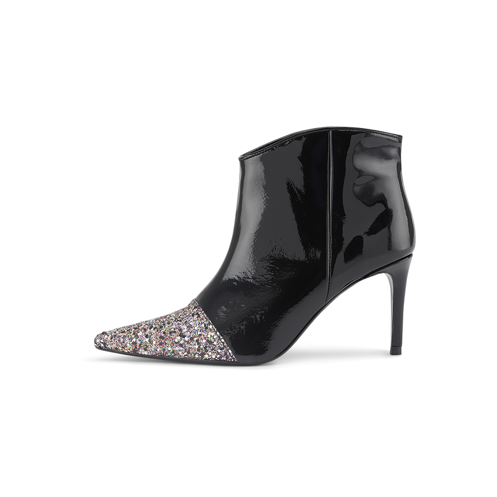 Abby Patent Boots