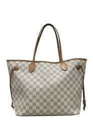 Damier Azur Neverfull MM Canvas