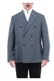 BARBA GDP1251 Double-breasted Jacket