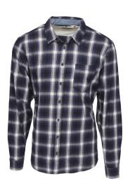 Blend 20707319 Skjorta Blå