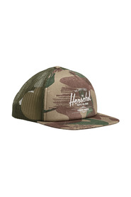 Whaler Mesh  Camouflage Cap