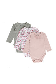 3 pack of bodysuits for girl