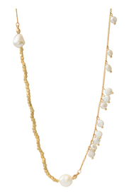 Necklace Audrey Long Pearl