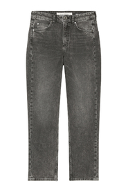 LINDE Straight High-waisted Jeans