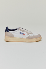 Leat/Crack sneakers