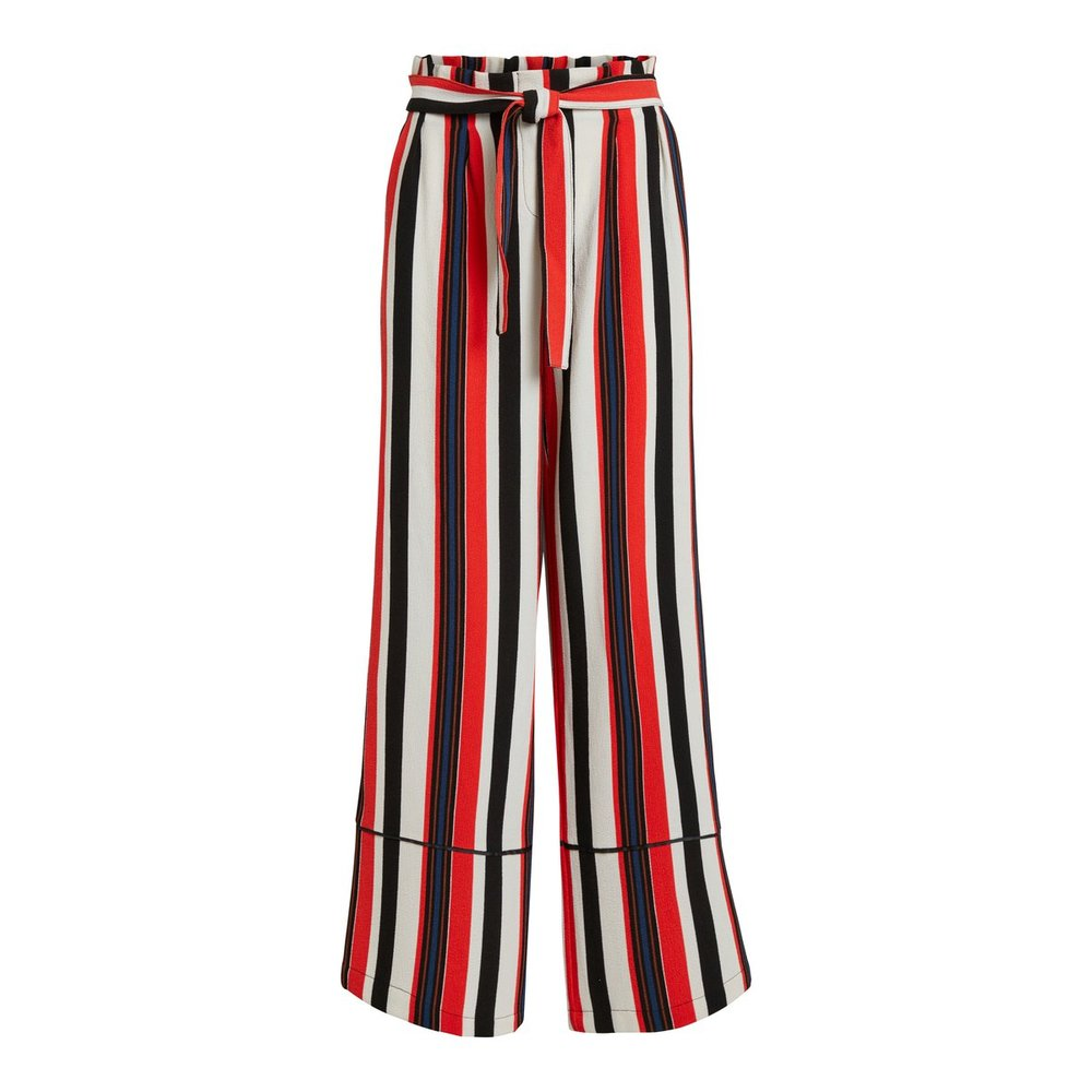 Trousers Striped, loose fit