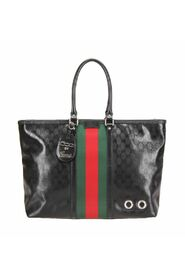 Pre-owned Tote Bag In Black Condition Excellent One Size