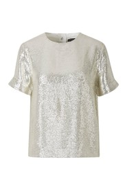 Micro Sequin T-shirt