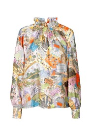 Ines Blouse - City