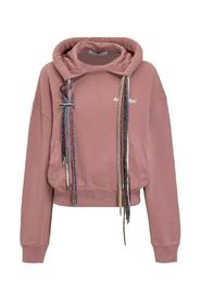 Multicord Boxy-Fit Hoodie