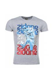T-shirt - Zidane Print