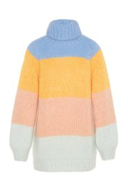 Pullover Knitted roll-neck