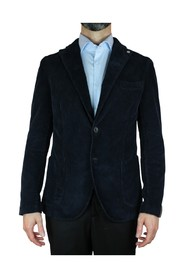SINGLE-BREASTED JACKET WITH PATCH POCKETS