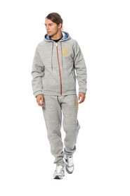 Italian Couture Hooded Sweatsuit