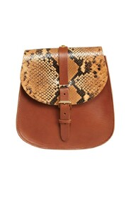 Le Sab Medium Sirte leather bag