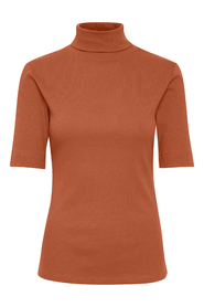 Zoe Rollneck Blouse