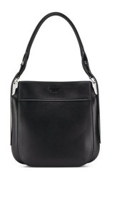 Margit leather shoulder bag