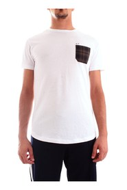 SUN 68 T29121 T-SHIRT Men WHITE