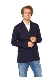 Double-breasted Segnana jacket
