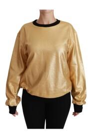 Suéter de cuello redondo