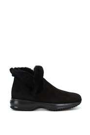 Interactive Ankle Boots