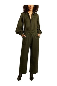 Thalia organic cotton jumpsuit