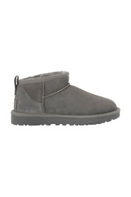 Classic Ultra Mini ankle boot in suede