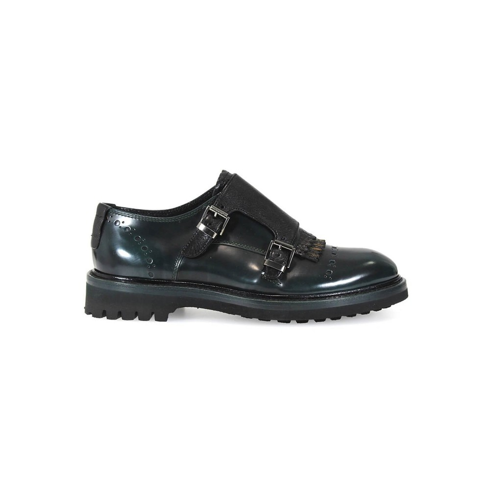 MONK STRAP LEATHER