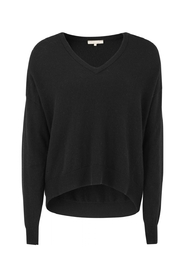 Elka V-Neck Knit Gensere