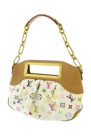 Judy PM Canvas Monogram Multicolore