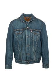 Blue Levis jeansjacka