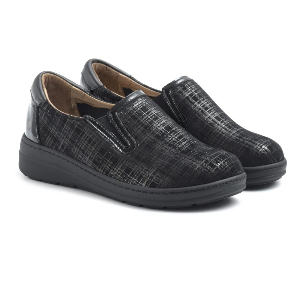 Cinzia Soft Black Sneakers Cinzia Soft
