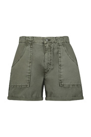 HEATHER CARGO SHORTS