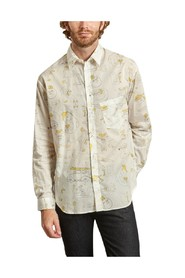 Abstract print shirt Band Of Outsiders x Amit