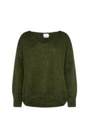Fora Knit V-Neck Sweater