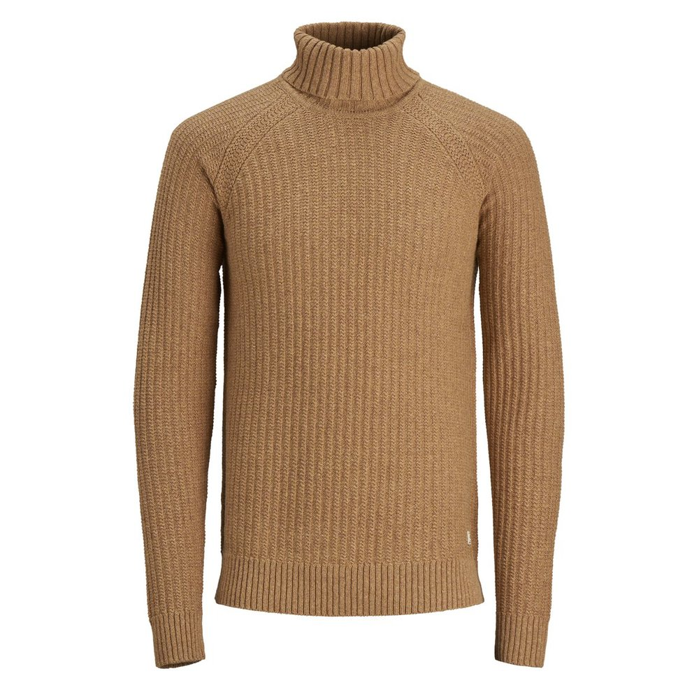 Knitted Pullover Roll neck