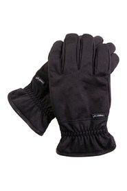 Men's glove w / hide hide in palm