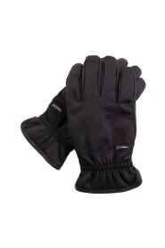 Men's glove w / hide hide in palm