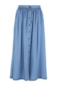Moir skirt