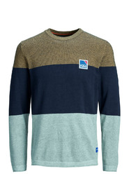 ORIGINALS JORFLASH KNIT CREW NECK