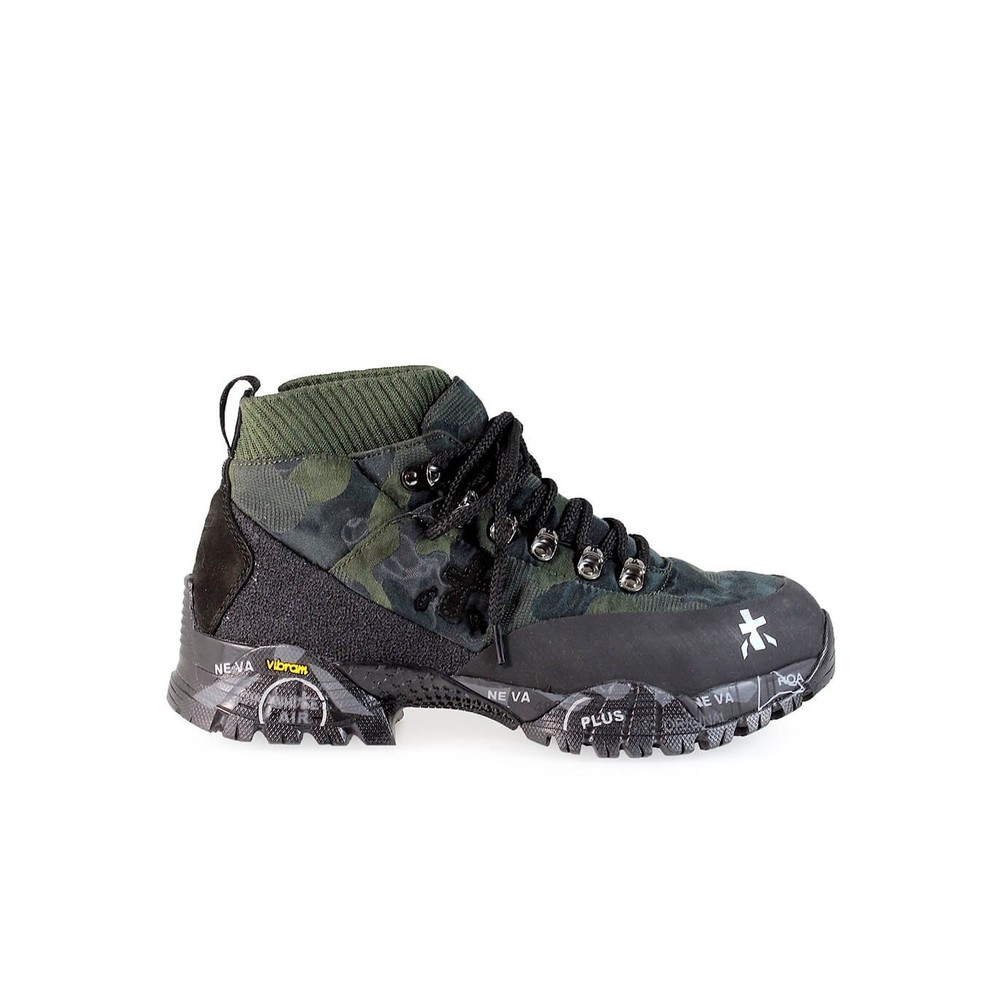 LOUTRECK 124 CAMOUFLAGE BOOT