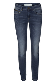 Mos Mosh Jeans Adams Denim Blå