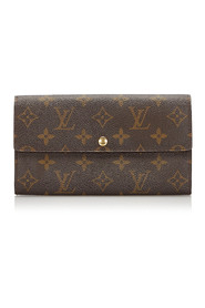 Monogram Porte Monnaie Credit Canvas